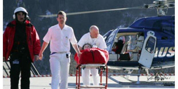 Der Skiunfall-Rekord - 400 Verletzte am Tag