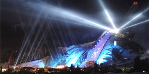 Die Ski-WM in Garmisch-Partenkirchen