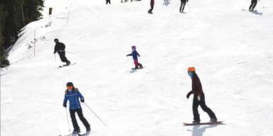 Skifahren trotz Corona? Ski-Legende machts vor