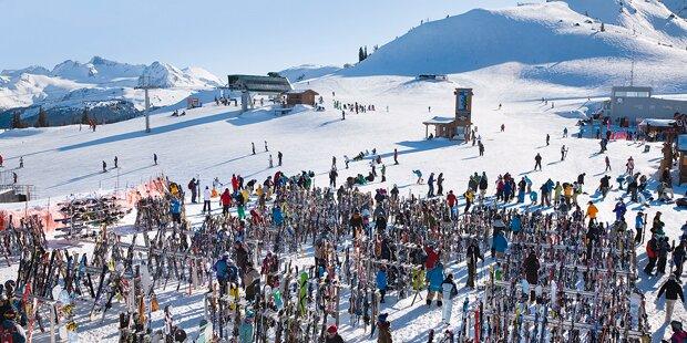 Jetzt stürmen Russen die Skiorte