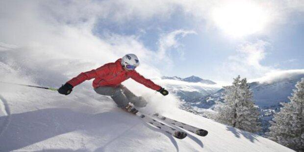 Schnäppchen für Skifahrer