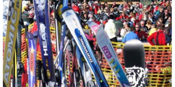 Mit Skiproduzenten gehts wieder bergauf