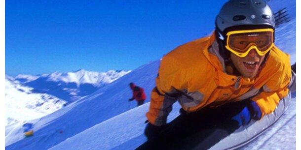 Wintersportindustrie atmet auf