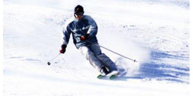 Deutscher Skifahrer brach tot zusammen
