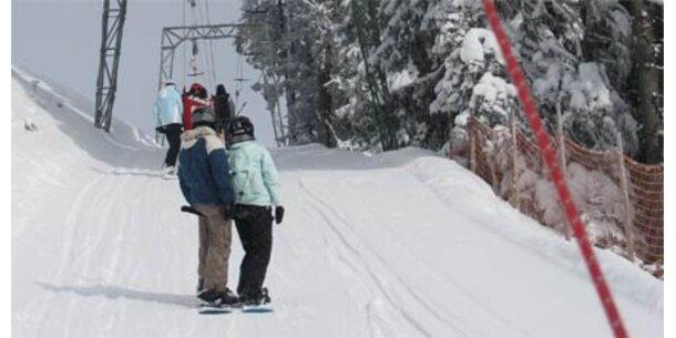 Skischuhe vor Wintersaison um 21% teurer