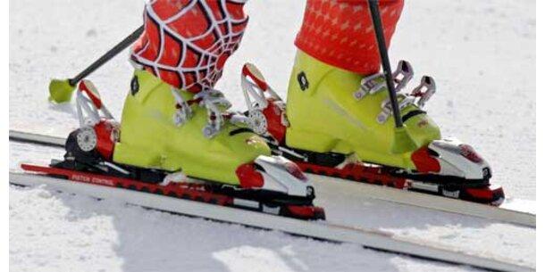 Ski als Ladenhüter