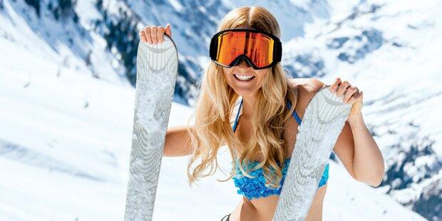 Skigebiete jubeln über Wintercomeback