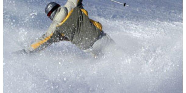 Skiunfälle durch Training vermeiden
