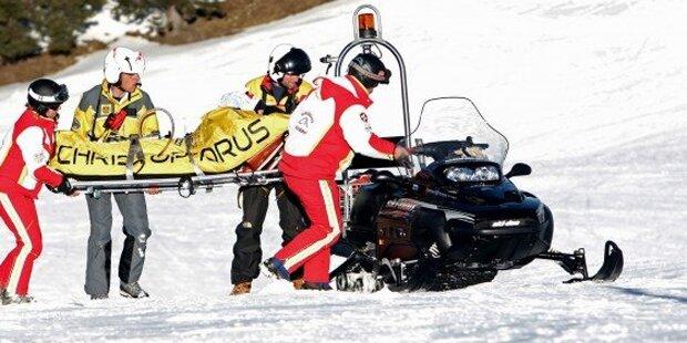 24-Jähriger stirbt bei Ski-Unfall