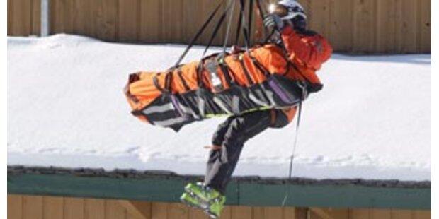 Tscheche starb beim Skifahren in Tirol