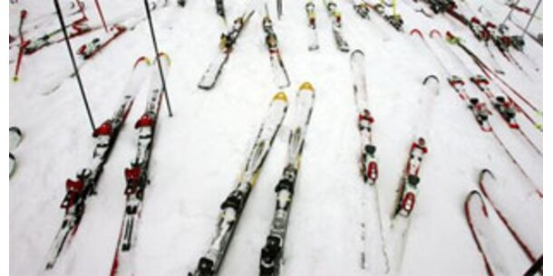 Heuer können Ski-Orte auf Schnee setzen