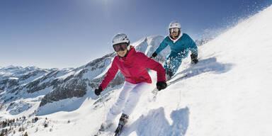 Skifahren bleibt weiterhin erlaubt