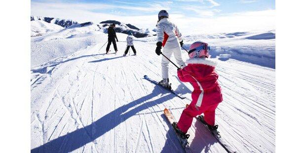 Traum-Wetter rettet Ski-Saison