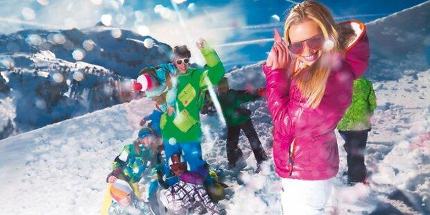"""Schul-Skikurse für Salzburgs Kinder """"SCHOOL on SNOW"""""""