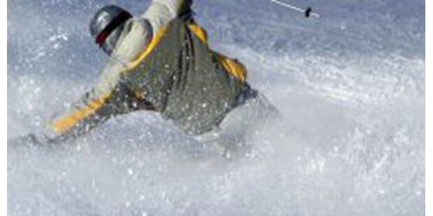 Wieder 2 Tote auf Österreichs Skipisten