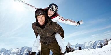 Rekord für Ski- Tourismus