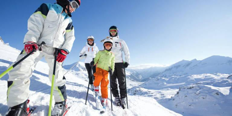 Wintertourismus steuert auf Rekord zu