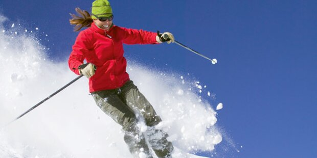 Top-Skigebiete für jeden Geschmack