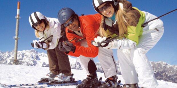 Jetzt Ski fahren rund um Wien