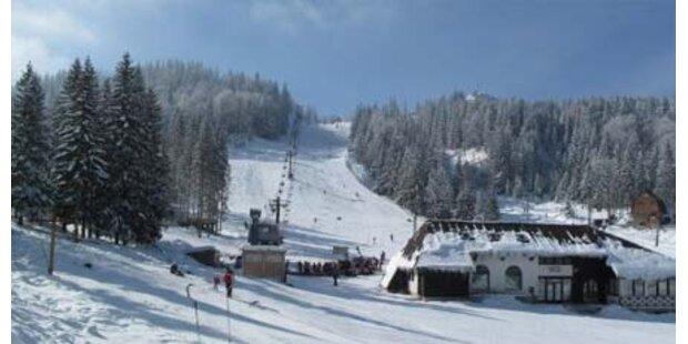 Verfrühter Start in die Skisaison