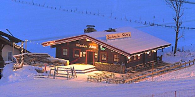 Bis zu 300% Preisunterschied auf Salzburger Skihütten