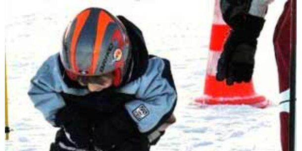 Skihelmpflicht bei Kindern gefordert