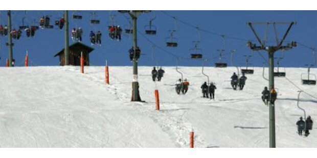 Stromausfall im Skigebiet: Lifte standen still