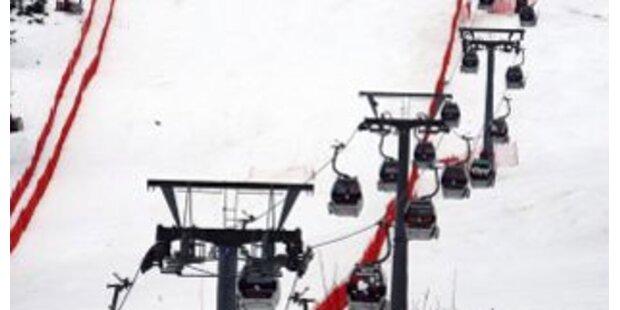 Skiläuferin in Kärnten fast von Seil stranguliert