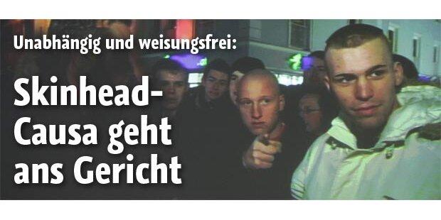 Skinhead-Causa geht ans Gericht