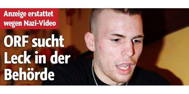 ORF erstattet Anzeige wegen Nazi-Video