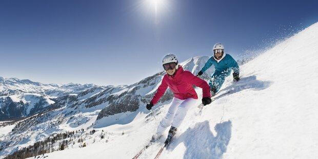 Diese Skigebiete öffnen jetzt