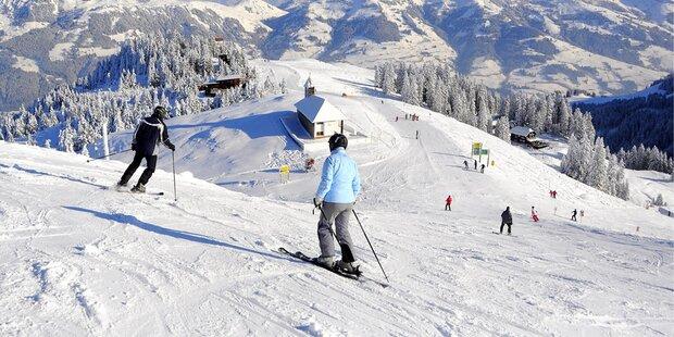 Österreichs Skiorte fast ausgebucht