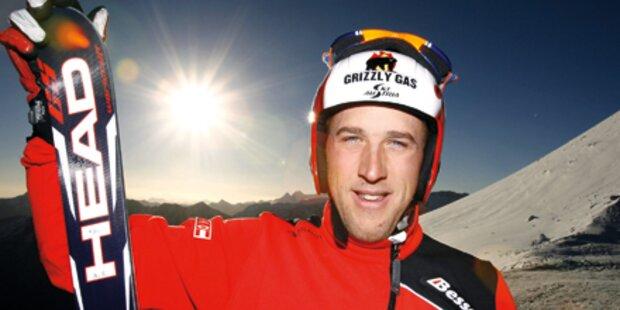Polizei nimmt Ski-Star fest