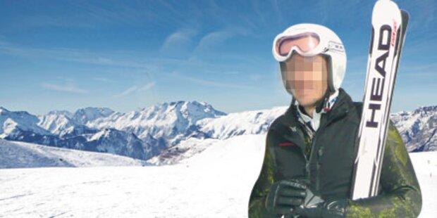 Gepfählter Skifahrer erholt sich gut