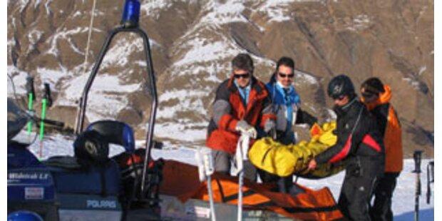 Zahl der Ski-Unfälle explodiert