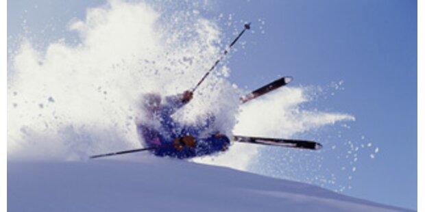 Schlimm wie nie - 1.000 Skiunfälle täglich