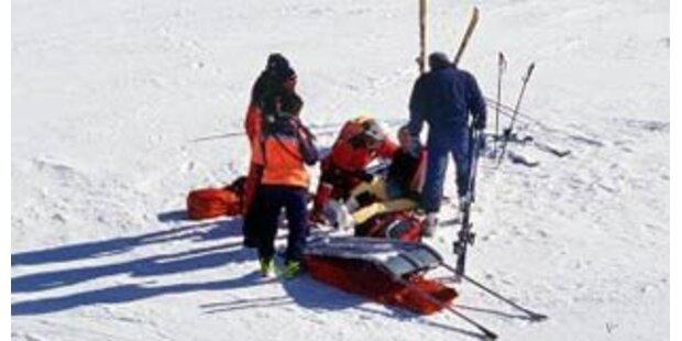 Mehr Unfälle auf Skiern als mit dem Auto