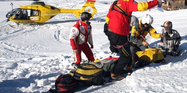 22-jähriger Skifahrer stirbt am Semmering