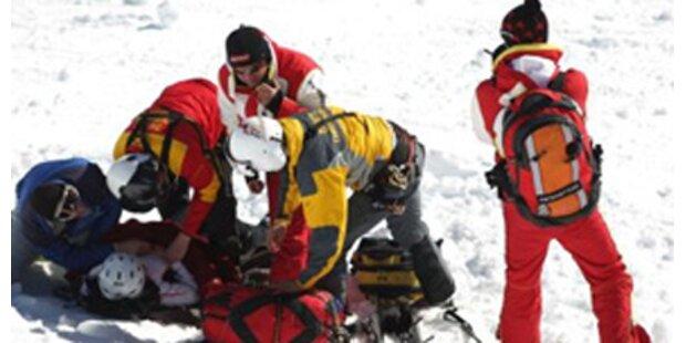 Skiunfall mit Fahrerflucht in Leogang