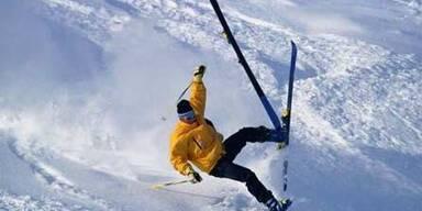skiunfall