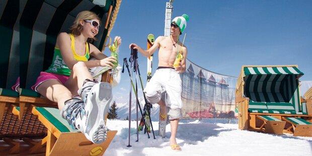 Winter-Opening: Jetzt startet die Skiparty
