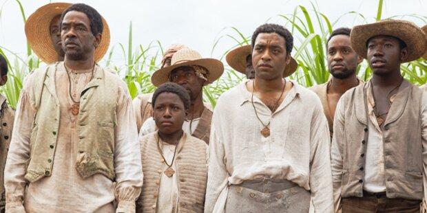Sklaven-Drama als Oscarfavorit