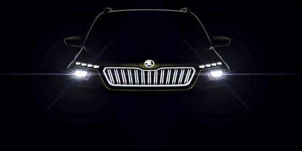 Neue Infos von Skodas Mini-SUV