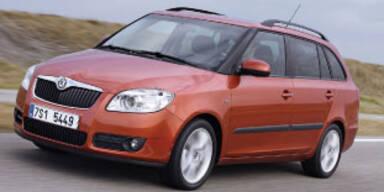 Fabia Kombi bietet viel Auto für wenig Geld