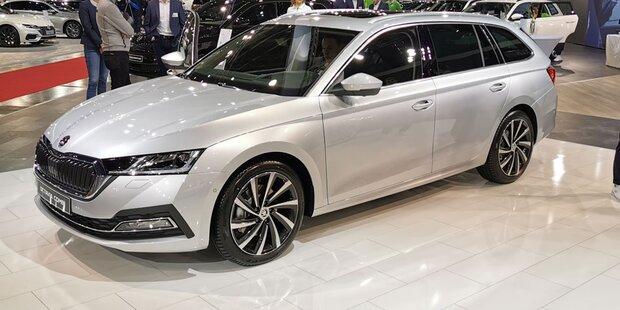 Die meistverkauften Autos in Österreich 2019