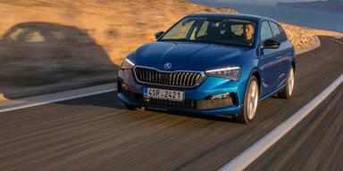 Der neue Škoda Scala im Test