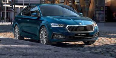 Skoda verrät Einstiegspreis des neuen Octavia