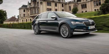 Skoda darf jetzt sogar VW und Audi angreifen