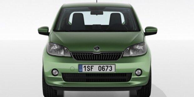 Skoda Citigo: Der VW Up! aus Tschechien