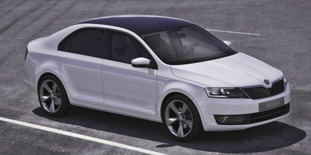 Skoda bringt 19 neue Modelle und Facelifts